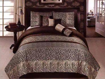 كوفرليات لسرير النوم بألوان راقية