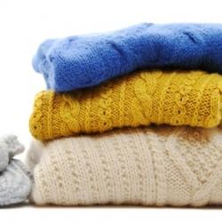 طرق غسل الملابس الصوفية