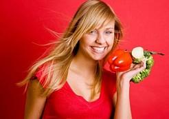 اغذية مفيدة لعلاج تساقط الشعر