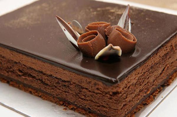 طريقة تحضير كيكة الشاتوه Chateau cake