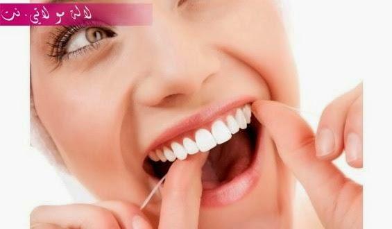 وصفة لتبييض الاسنان نتيجة مبهرة