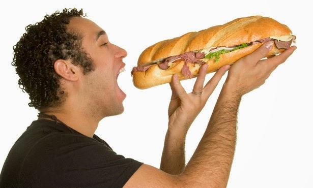 6 خطوات لتقليل الشهية للطعام