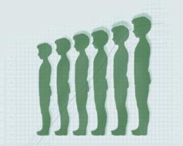 وصفات لزيادة الطول وعلاج قصر القامة