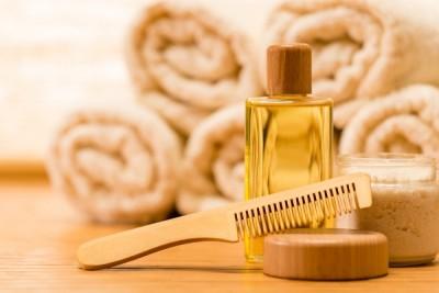 خلطة الزيوت الطبيعية لعلاج تقصف الشعر