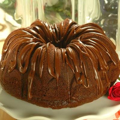 طريقة تحضيرالباوند كيك بالشوكولاتة