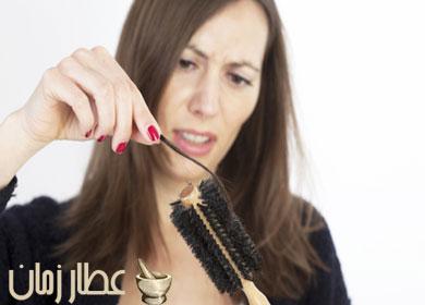 خلطة الثوم وزيت الزيتون لعلاج تساقط الشعر