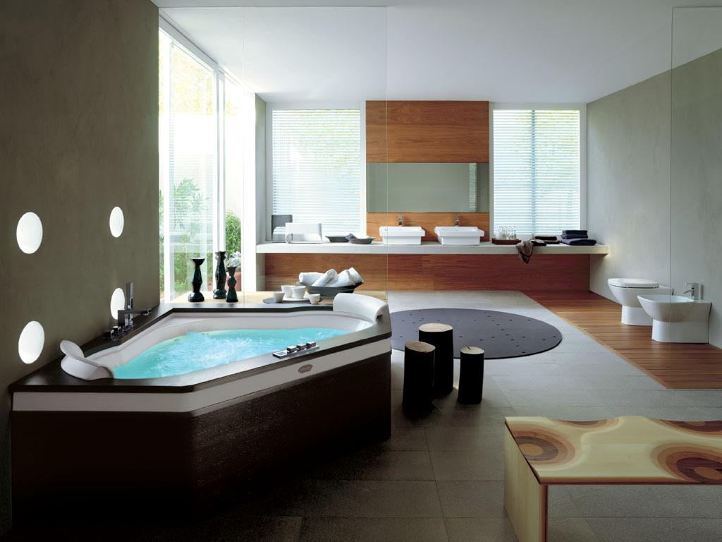 تصميمات حمامات رائعة 2015 . غاية في الفخامة