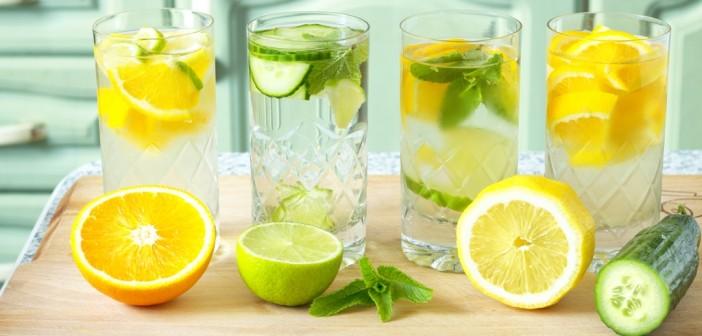 مشروبات طبيعية للتخلص من الكرش والحصول على بطن مشدود