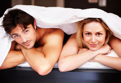 الاستمتاع بالعلاقة جنسية