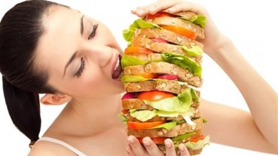 طرق صحية لسد الشهية
