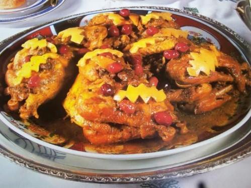 دجاج محمر ديال الاعراس