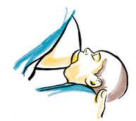 نصائح لعلاج احتقان الثدى,التهاب الثدي أو الخراجات,استمرار نزول اللبن