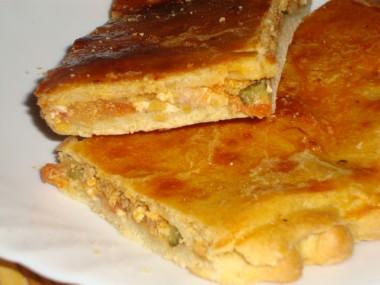 شهيوة مغربية فطيرة شهية بالطون