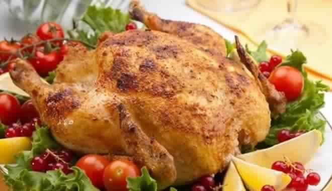 دجاج على طريقة الجدات من الجارة khadija