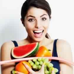 أهم الأطعمة للتخلص من دهون البطن