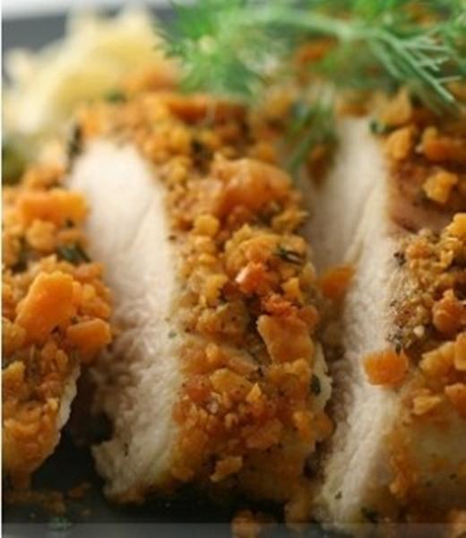 أكلات شرقية: الدجاج المخلى بالفلفل الحار