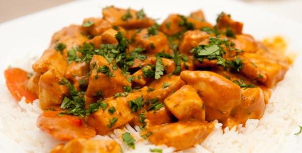 أكلات شرقية: فيليه الدجاج بالكاري والكمون
