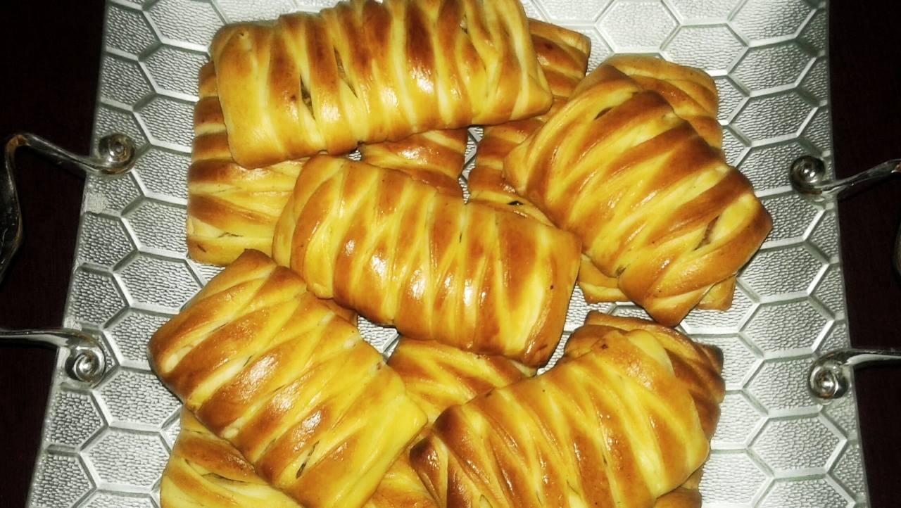 ضفيرات بالدجاج و البطاطا شهيوات رمضان