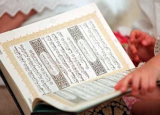 طريقة ختم القرآن في كل شهر