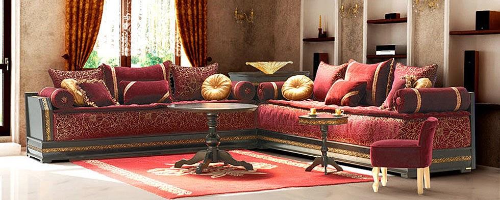 صالونات مغربية في قمة الروعة