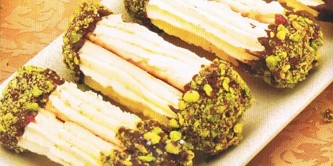 طريقة تحضير حلوى بالزبدة و الشكلاطة