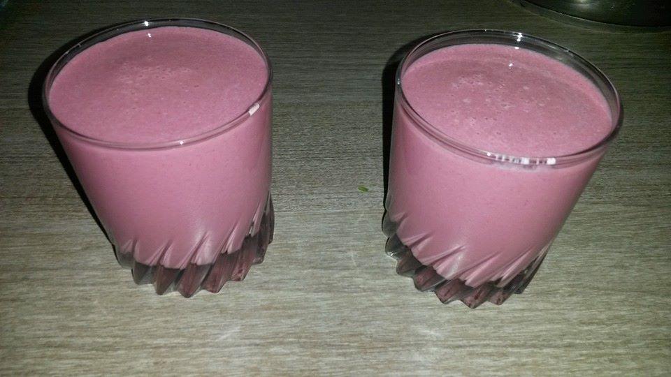 عصير الباربا لذيذ بزاف