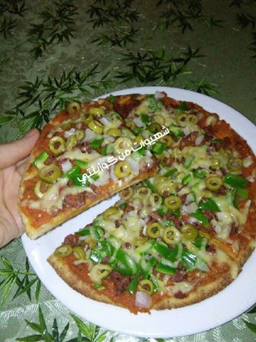 بيتزا طيفال