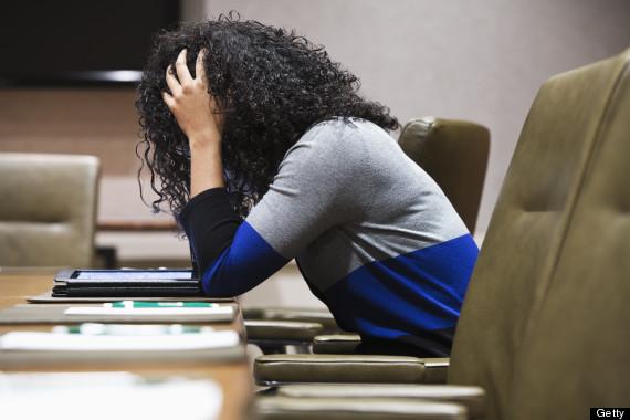 الضغط النفسي لدى المرأة